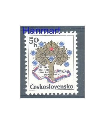 Czechosłowacja 1989 Mi 2983 Czyste **