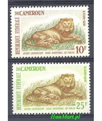 Kamerun 1964 Mi 403-404 Czyste **
