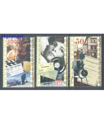 Islandia 2006 Mi 1120-1122 Czyste **