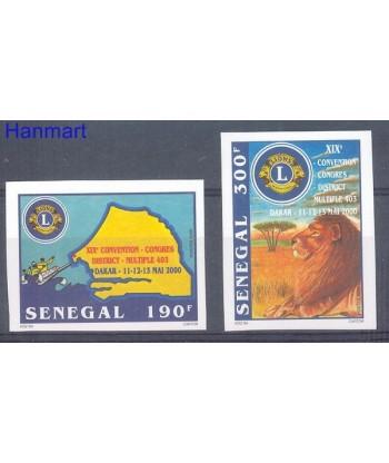 Senegal 2001 Mi  Czyste **