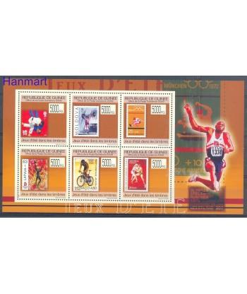 Gwinea 2009 Mi 7093-7098 Czyste **