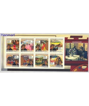Gwinea 2009 Mi 6959-6966 Czyste **