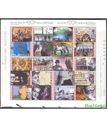 Belgia 2000 Mi 2994-3013 Czyste **