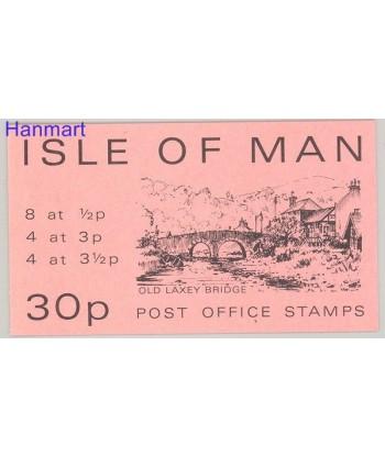 Wyspa Man 1974 Mi  Czyste **
