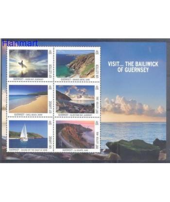 Guernsey 2012 Mi bl 60 Czyste **