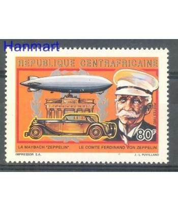 Republika Środkowoafrykańska 1992 Mi 1461 Czyste **
