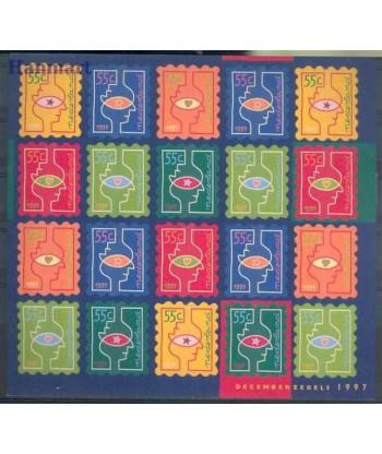 Holandia 1997 Mi 1635-1640 Czyste **