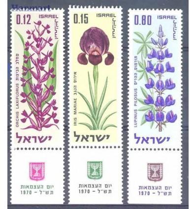 Israel 1970 Mi 470-472 MNH