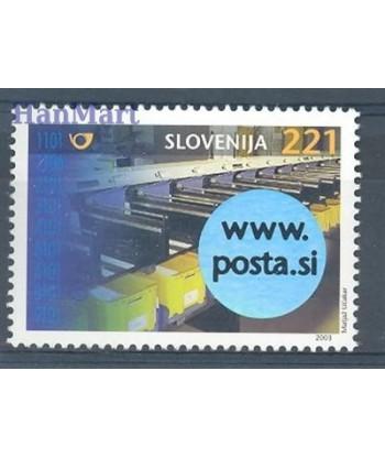 Słowenia 2003 Mi 442 Czyste **