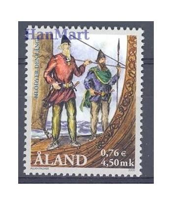 Wyspy Alandzkie 2000 Mi 178 Czyste **