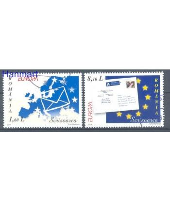 Rumunia 2008 Mi 6294-6295 Stemplowane