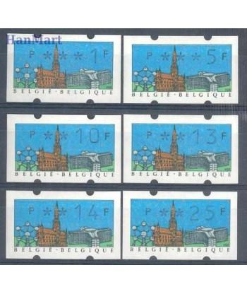 Belgia 1990 Mi  Czyste **