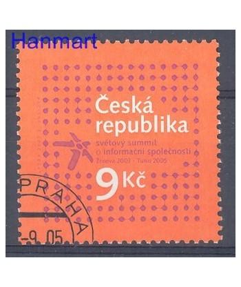 Czechy 2005 Mi 449 Stemplowane