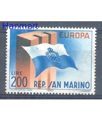 San Marino 1963 Mi 781 Czyste **