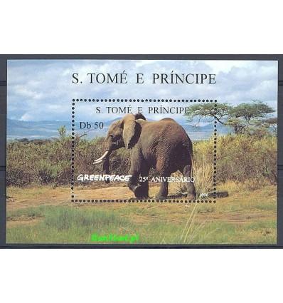 Sao Tome and Principe 1996 Mi bl 351 MNH