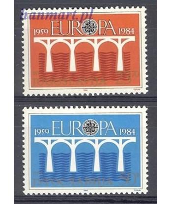 Jugosławia 1984 Mi 2046-2047 Czyste **