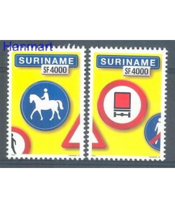 Surinam 2004 Mi 1920-1921 Czyste **