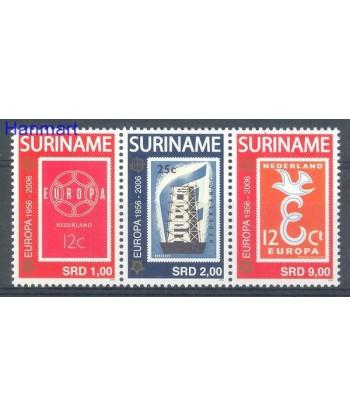 Surinam 2006 Mi 2028-2030 Czyste **