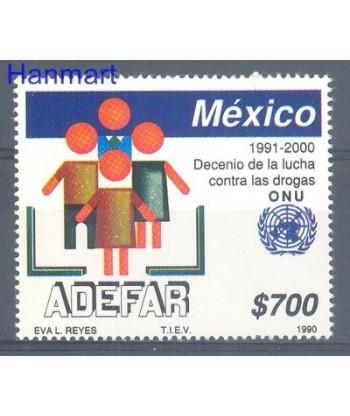 Meksyk 1990 Mi 2176 Czyste **