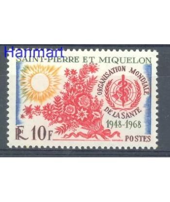 Saint-Pierre i Miquelon 1968 Mi 425 Czyste **