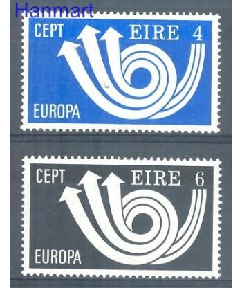 Irlandia 1973 Mi 289-290 Czyste **