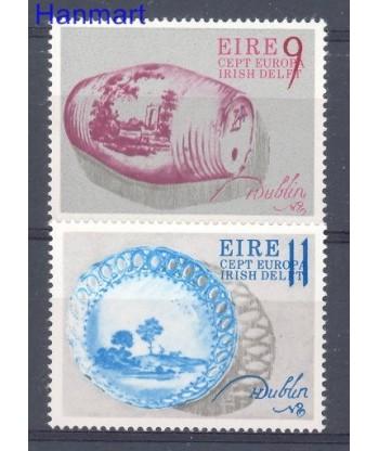 Irlandia 1976 Mi 344-345 Czyste **