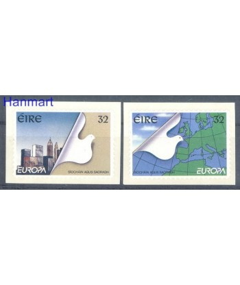 Irlandia 1995 Mi 892-893 Czyste **