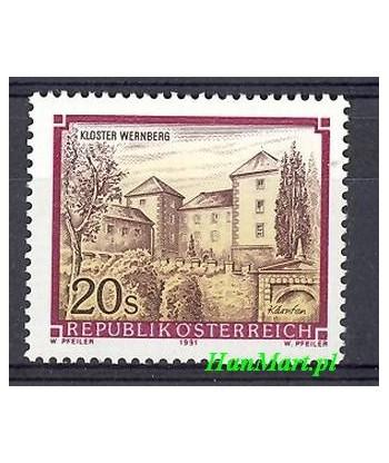 Austria 1991 Mi 2025 Czyste **
