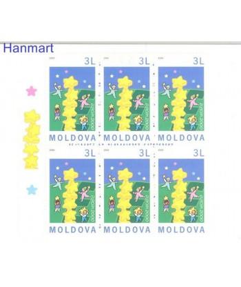 Mołdawia 2000 Mi 3 Czyste **