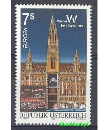 Austria 1998 Mi 2254 Czyste **