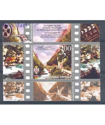 Republika Serbska 2003 Mi bl 7 Czyste **