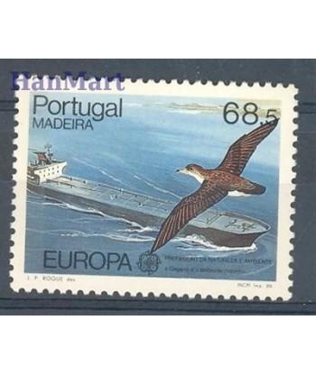 Madeira 1986 Mi 106 Czyste **