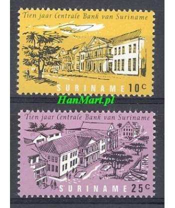 Surinam 1967 Mi 519-520 Czyste **
