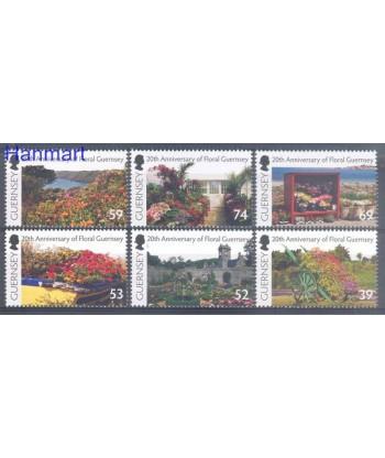 Guernsey 2012 Mi 1394-1399 Czyste **