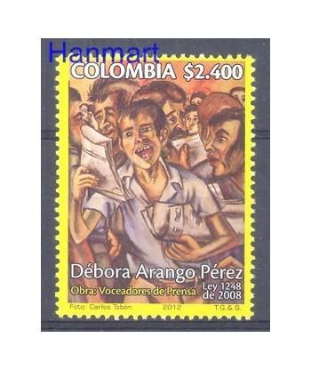 Kolumbia 2012 Mi 2777 Czyste **