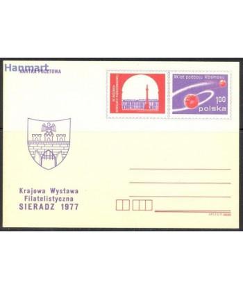 Polska 1977 Mi 680c Karty pocztowe czyste