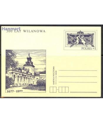 Polska 1977 Mi 668 Karty pocztowe czyste