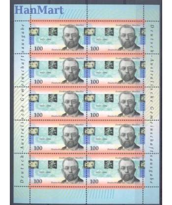 Niemcy 1996 Mi ark 1889 Czyste **