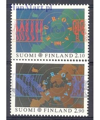 Finlandia 1991 Mi 1144-1145 Czyste **