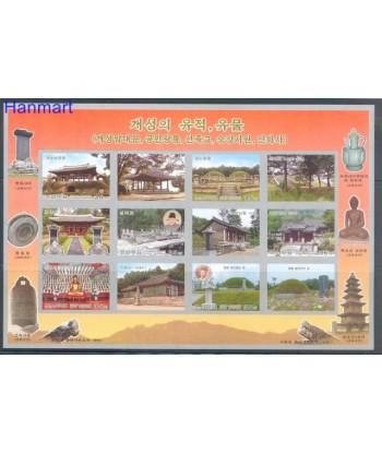 Korea Północna 2005 Mi  Czyste **