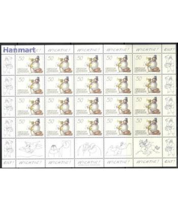Liechtenstein 1992 Mi 1041-1044 Czyste **