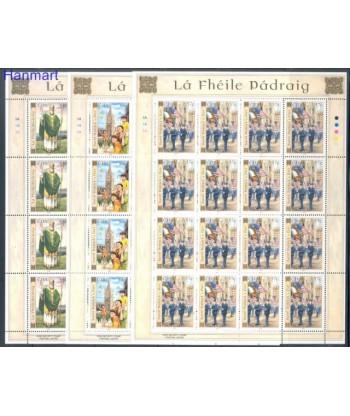 Irlandia 2003 Mi 1488-1490 Czyste **