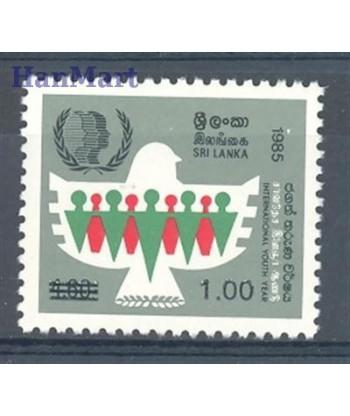 Sri Lanka 1986 Mi 740 Czyste **