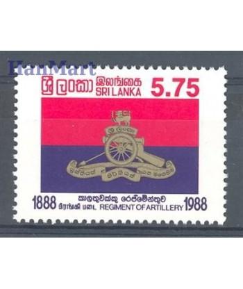 Sri Lanka 1988 Mi 819 Czyste **