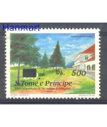 Wyspy Świętego Tomasza i Książęca 1996 Mi 1664 Czyste **