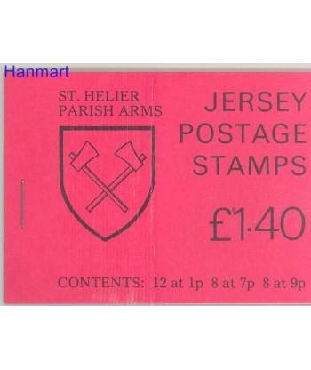 Jersey 1981 Mi 21 Czyste **