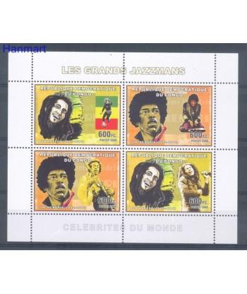 Kongo Kinszasa / Zair 2006 Mi 2420-2423 Czyste **