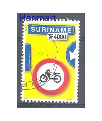 Surinam 2003 Mi  Stemplowane