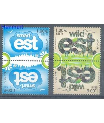 Estonia 2012 Mi  Czyste **