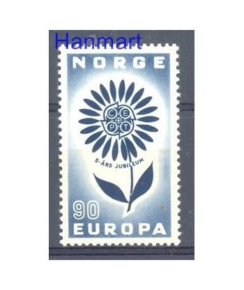 Norwegia 1964 Mi 521 Czyste **